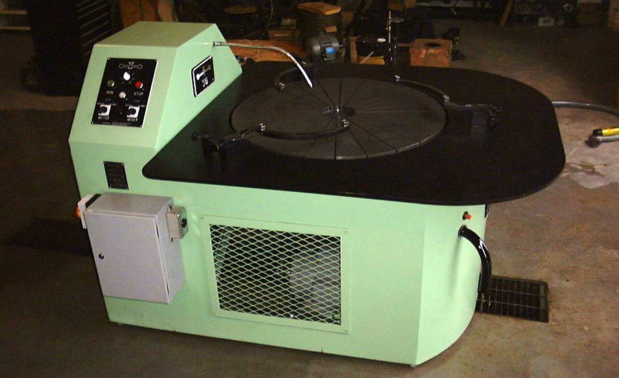 ROLAP Lapping Machine