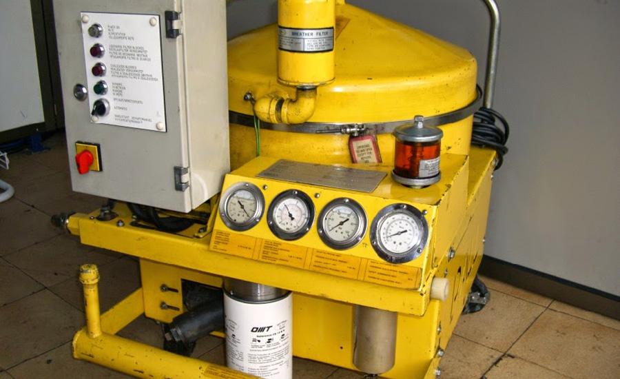 PALL HSP180 Purifier
