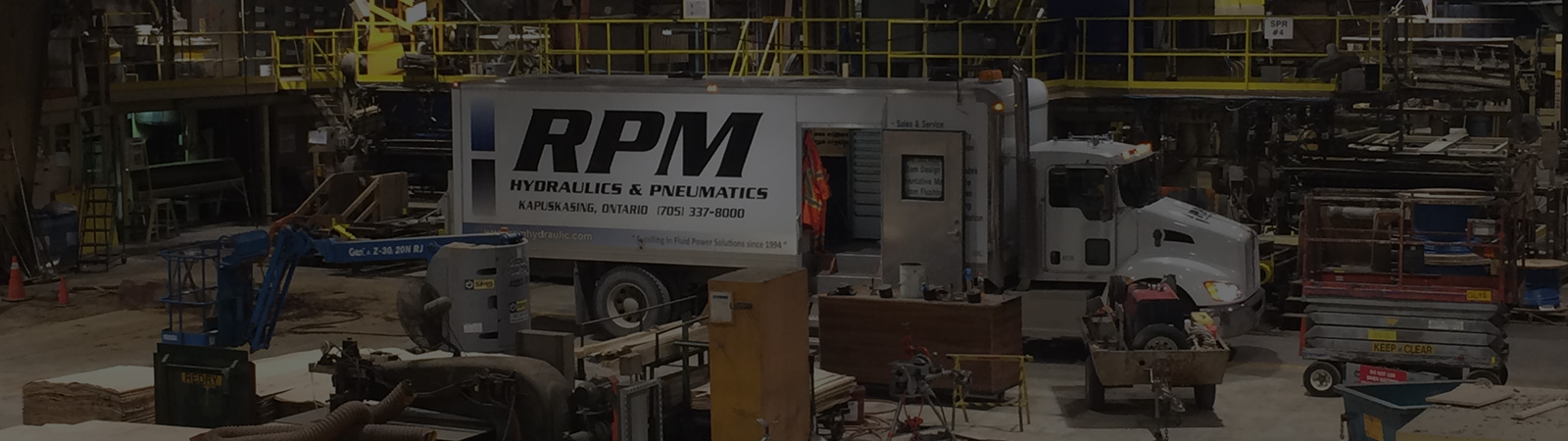 RPM Hydraulics Services