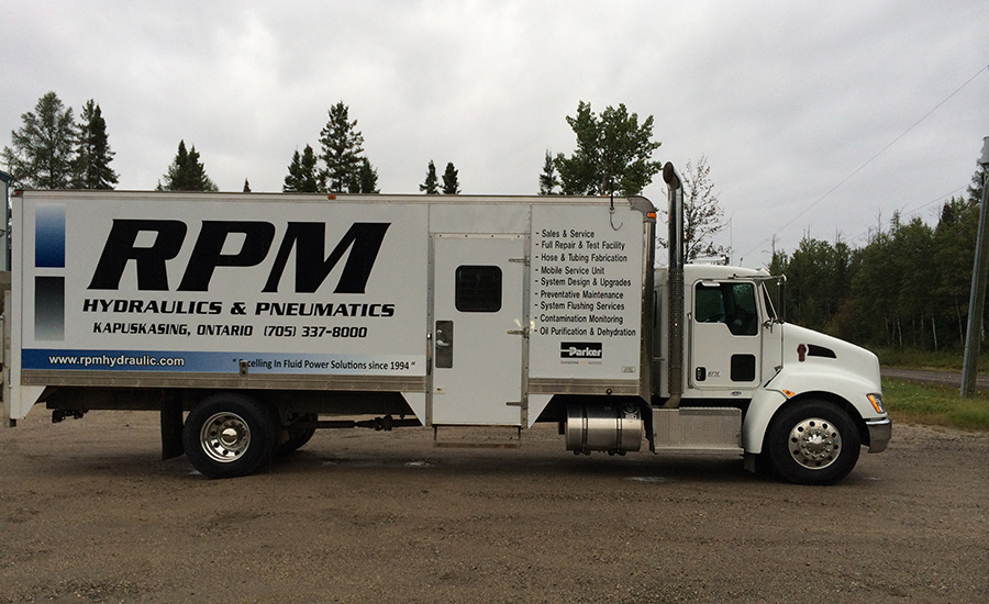 RPM Mobile Delivery And Service