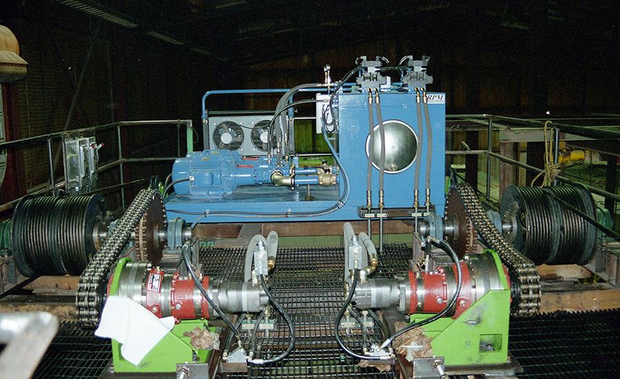 Hydraulics Power Unit