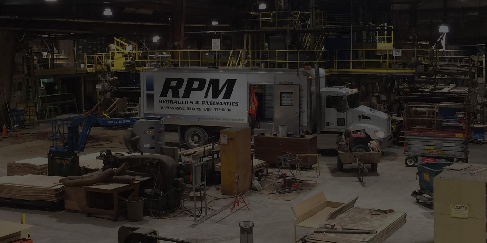 RPM Hydraulics Slide